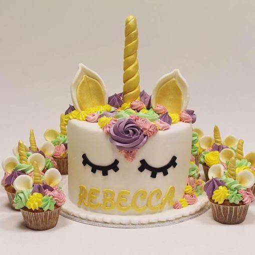 Afbeelding van Unicorn super taart