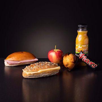 Afbeeldingen van Lunchpakket