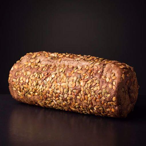 Afbeelding van Pompoenpitbrood