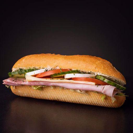 Afbeelding van Panino gezond ham-kaas