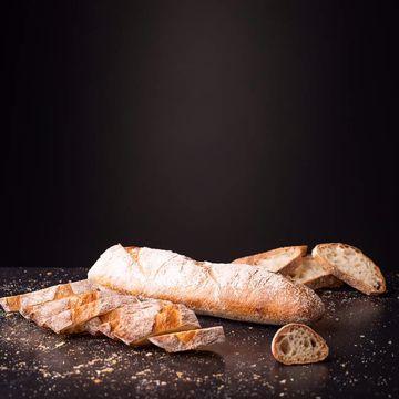 Afbeeldingen van Frans desem stokbrood