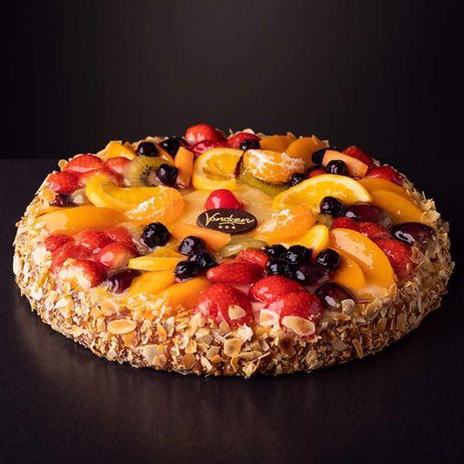 Afbeelding van Vers fruit biscuit