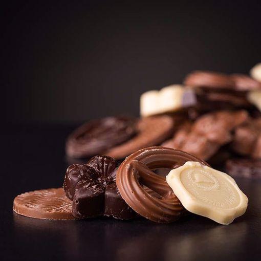 Afbeelding van Koker chocolade