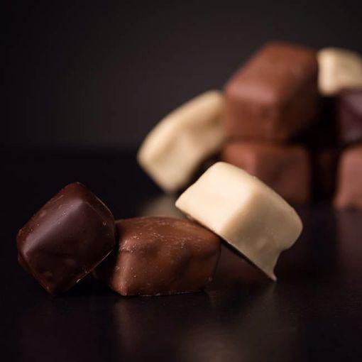 Afbeelding van Koker chocolade nougat