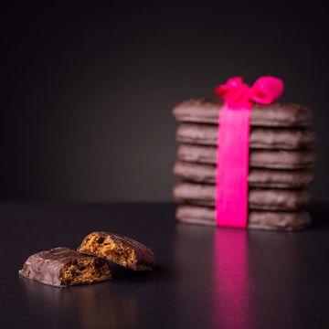 Afbeeldingen van Pakje chocolade printen