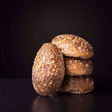 Afbeeldingen van 6 x mediterranée broodjes  (per 6 verpakt)