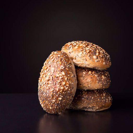 Afbeelding van 6 x mediterranée broodjes  (per 6 verpakt)