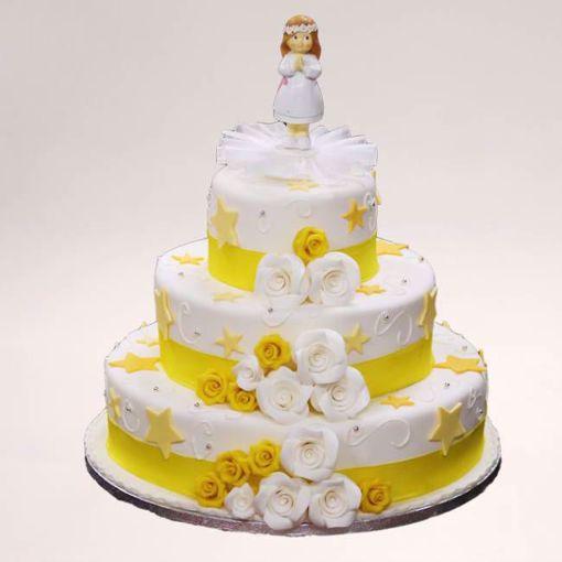 Afbeelding van Sterretjes taart
