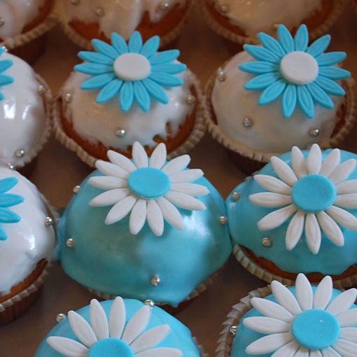 Afbeelding van Muffin blauwe magriet