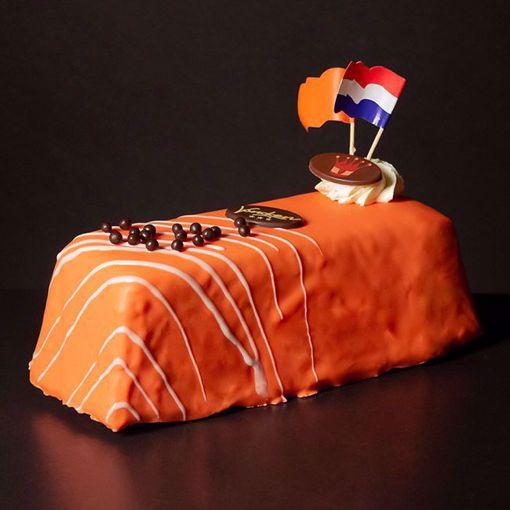 Afbeelding van Oranje cake