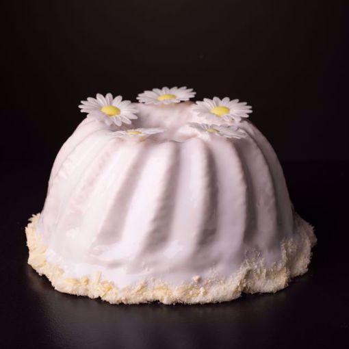 Afbeelding van Radong met witte glazuur