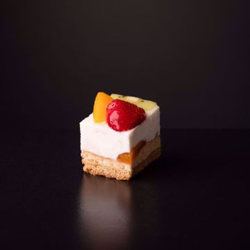 Afbeeldingen van Mini yoghurt gebakje