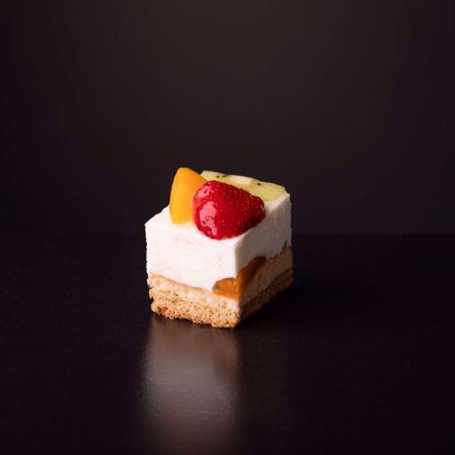 Afbeelding van Mini yoghurt gebakje