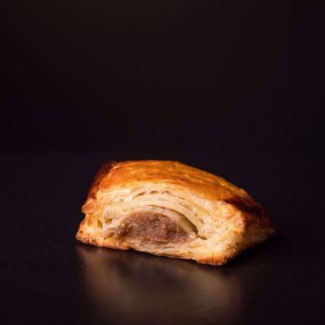 Afbeeldingen van Mini saucijzen broodje