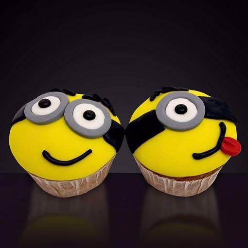 Afbeelding van Minion muffin