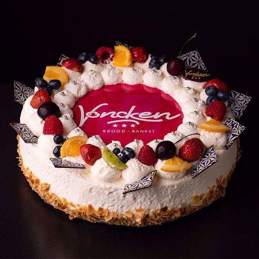 Afbeelding van Logo taarten