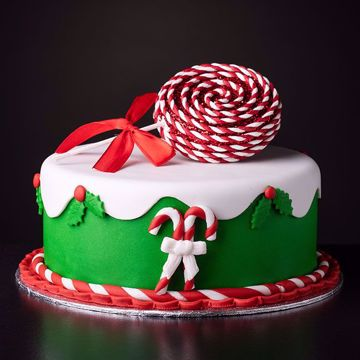 Afbeeldingen van Kersttaart
