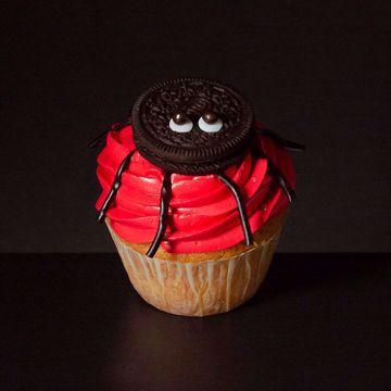 Afbeeldingen van Halloween muffin (Spin)