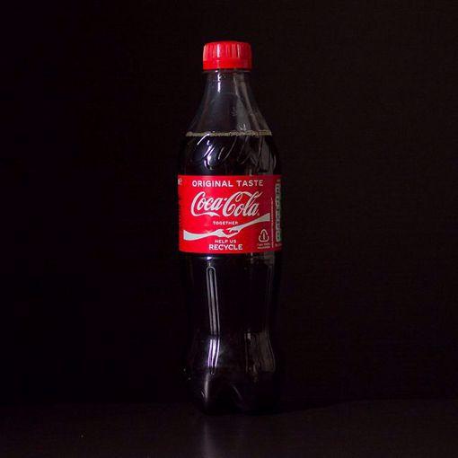 Afbeelding van Flesje Coca Cola