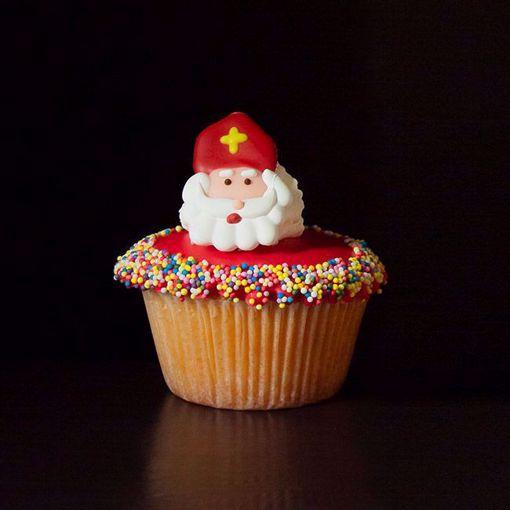 Afbeelding van Muffin Sint