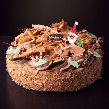 Afbeeldingen van Kerst middel christoffeltaart