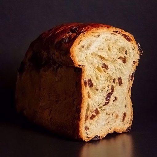 Afbeelding van 1/2 rozijnenbrood