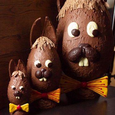 Afbeelding voor categorie Paas Chocolade