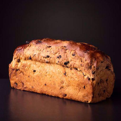 Afbeelding van Rozijnenbrood