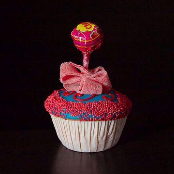 Afbeeldingen van Muffin lolly