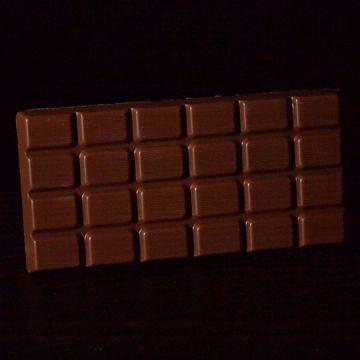 Afbeeldingen van Grote Chocoladereep Melk