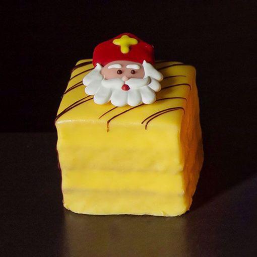 Afbeelding van Sinterklaas Petit Four (per stuk)