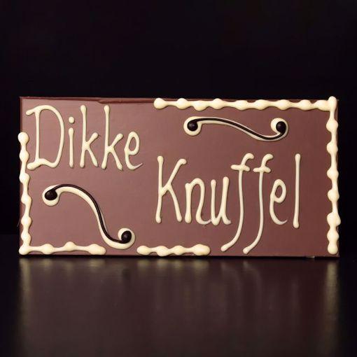 Afbeelding van Choco tablet 'Dikke knuffel'