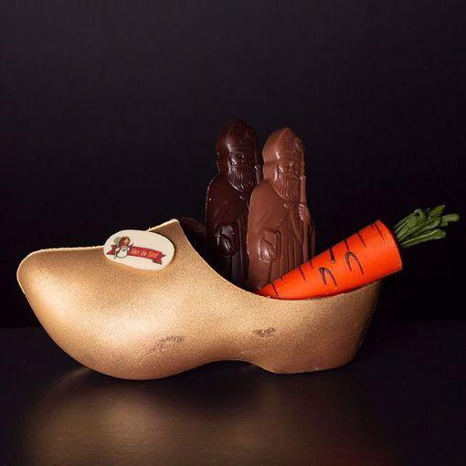 Afbeelding van Choco Klomp met Wortel