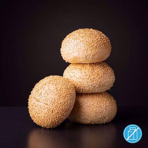 Afbeelding van Sesambroodje hard