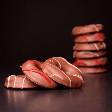 Afbeeldingen van Chocolade Luxe Kransjes