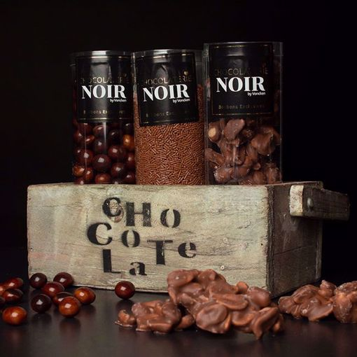 Afbeelding van Chocolade Noir Pakket Trois