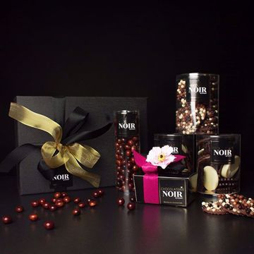 Afbeeldingen van Chocolade Noir Pakket Six
