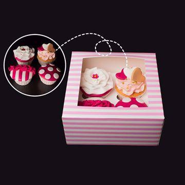 Afbeeldingen van Happy Cupcakebox 4