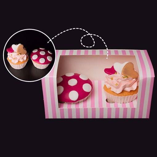 Afbeelding van Happy Cupcakebox 2