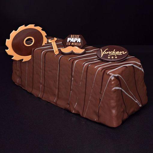 Afbeelding van Vaderdag Chocolade Cake