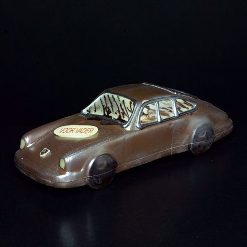 Afbeelding van Vaderdag Porsche Zilver